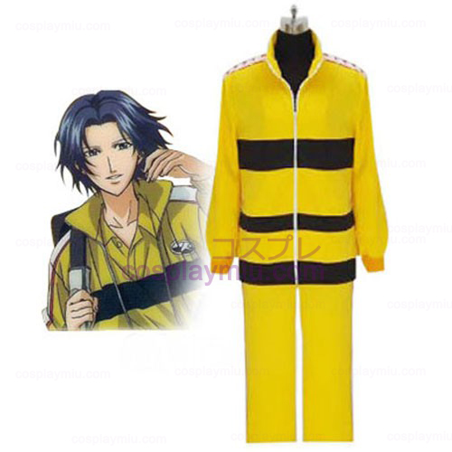 Prince Of Tennis Rikkai Geel Uniform Cosplay