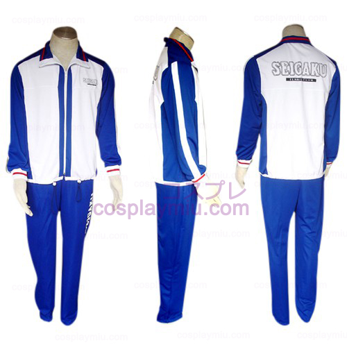 Prince Of Tennis Seigaku Cosplay Kostuum