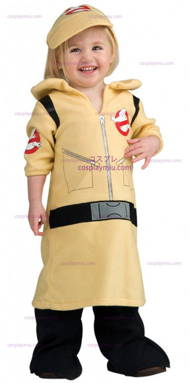 Infant / Toddler Ghostbusters Kostuum