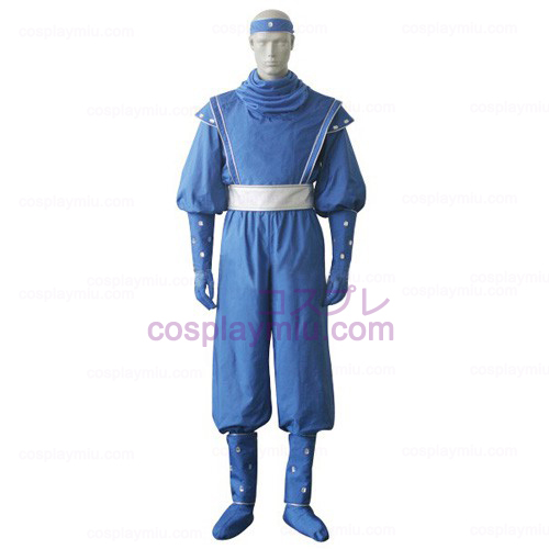 Blue Ranger Film Cosplay Kostuums