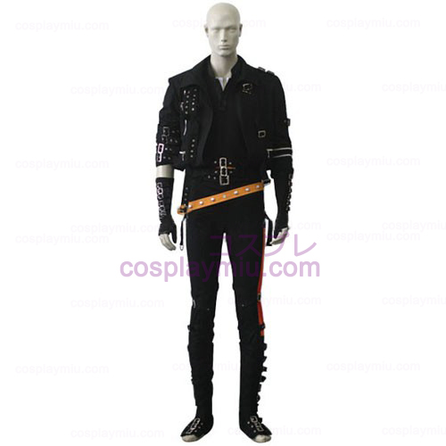 Michael Jackson Black Cosplay Kostuum