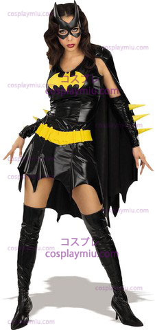 Batgirl Adult Medium