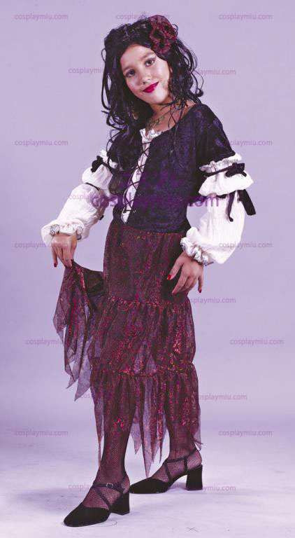 Gypsy Rose Child Costume