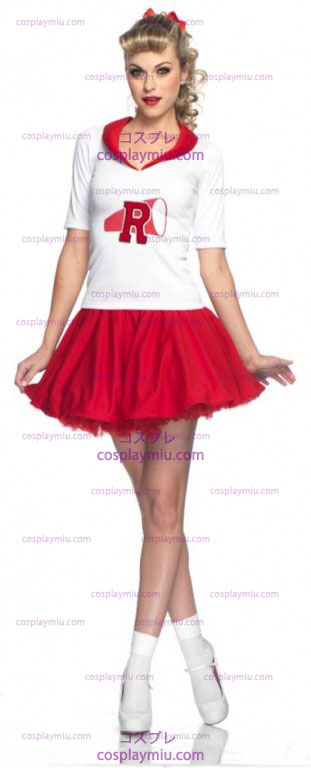 Vet Rydell High Cheerleader Adult Costume