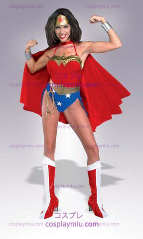 Wonder Woman Grote Adult