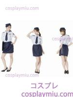 Intrigerende Police Woman Adult Costume