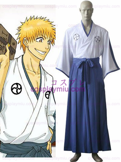 Bleach Shinigami Academy Boy Uniform Cosplay Kostuum