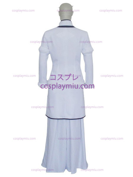 Bleach Wonderweiss Margera Arrancar Cosplay Kostuum