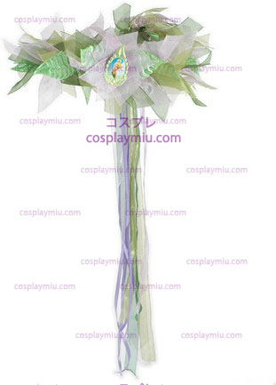 Disney Fairy Enchantress Wand Green-Wands en scepters