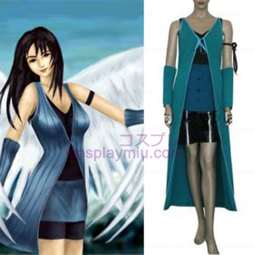 Final Fantasy VIII Rinoa Cosplay Kostuum