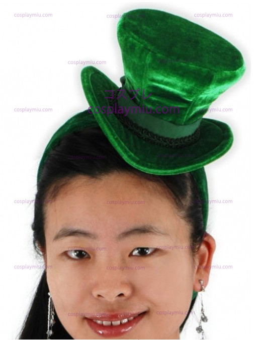 Green Cocktail Top Hat Green Cocktail Top Hat - €13.60