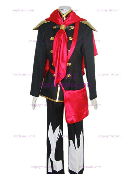 Uniforme Final Fantasy man AgitoXIII