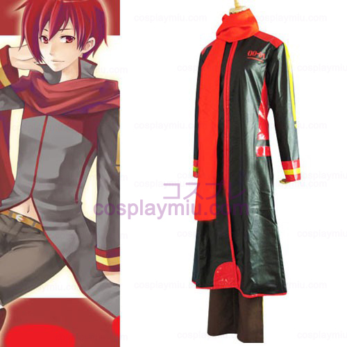 Vocaloid Akaito Men's Cosplay Kostuum