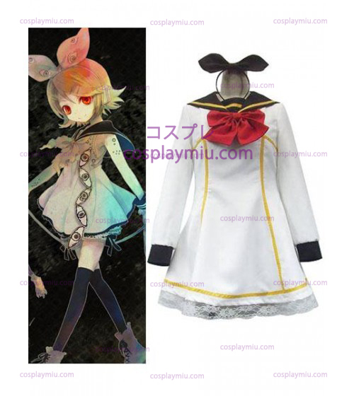 Vocaloid Cosplay Kostuum Uniform Dress