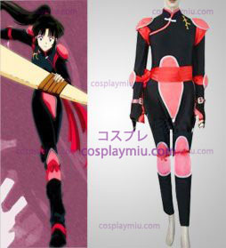 Inuyasha Sango Cosplay Kostuum flighting Suit