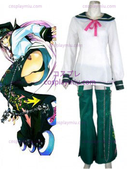 Air Gear Simca Halloween Vrouwen Cosplay Kostuum