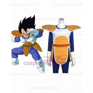 Dragon Ball Vegeta Cosplay Kostuum