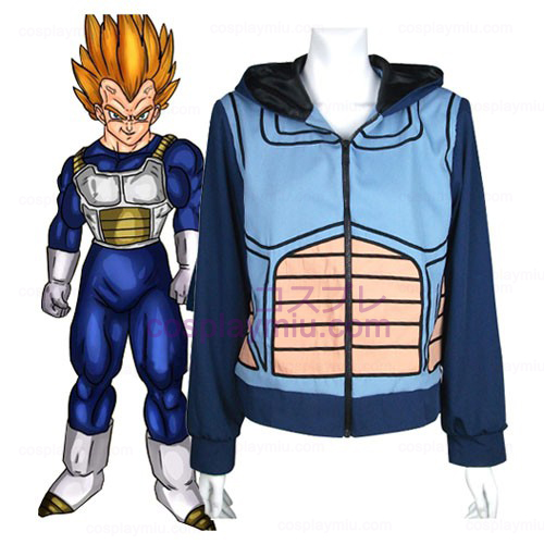Dragon Ball Z Vegeta Cosplay Kostuum