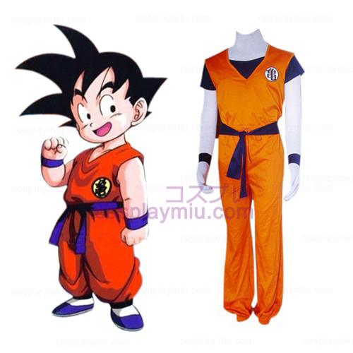 Dragon Ball Kame Cosplay Kostuum