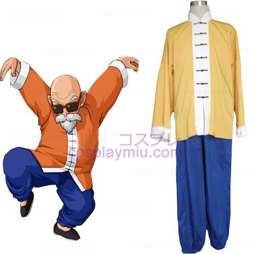 Dragon Ball Cosplay Kostuum