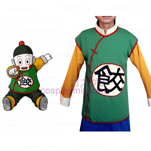 Dragon Ball Chiao-tzu Cosplay Kostuum