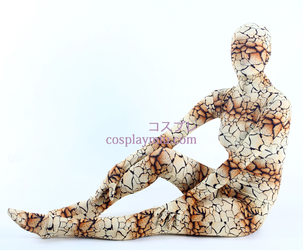 Animal Prints Lycra Zentai Kostuums